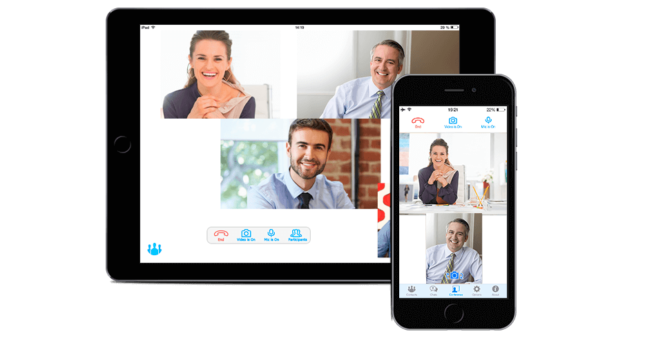 TrueConf Video Conferencing Software for iPhone/iPad