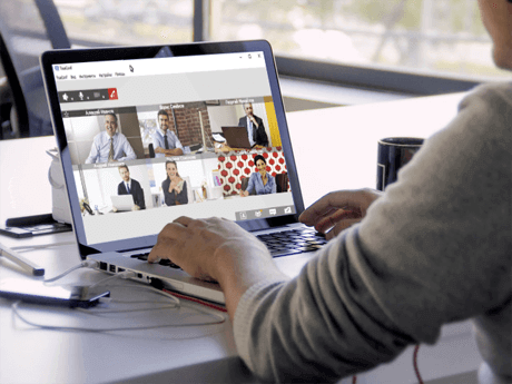 Video Conferencing Over the Internet